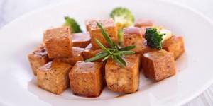 Przepis konopny: Chrupiące tofu, GrubyLoL.com