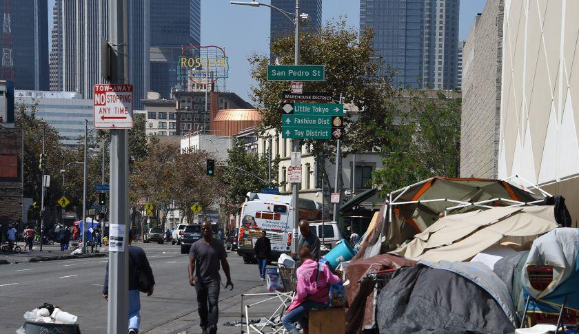 Jak medyczna marihuana może pomóc osobom bezdomnym w Los Angeles?, GrubyLoL.com
