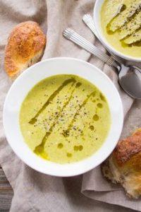 Zupa z dyni z nasionami konopi, GrubyLoL.com