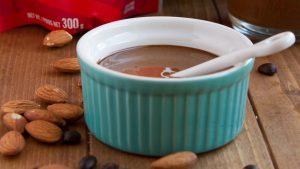 Deser espresso z łuskanymi nasionami konopi, GrubyLoL.com