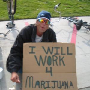 Jaka jest najlepsza praca dla palacza marihuany?, GrubyLoL.com