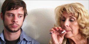 Palenie marihuany z rodzicami, GrubyLoL.com