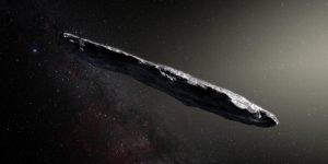 Pierwsza międzygwiezdna asteroida wygląda jak joint, GrubyLoL.com