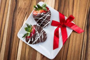 Truskawki w czekoladzie, GrubyLoL.com