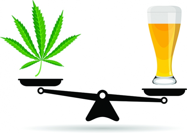 Wzrost cannabis = spadek alkoholu, GrubyLoL.com