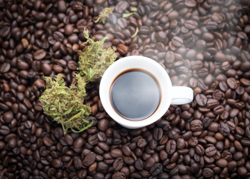 Łączenie Marihuany z Kawą, GrubyLoL.com
